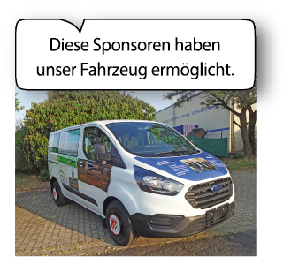 Fahrzeugsponsoren